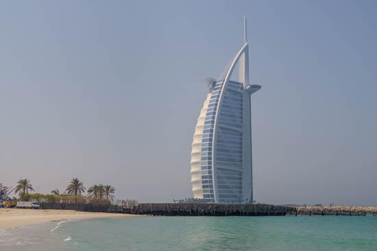 Spiaggia pubblica Jumeirah Dubai