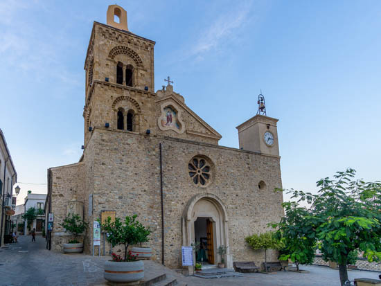Mother Church of Rocca Imperiale Calabria