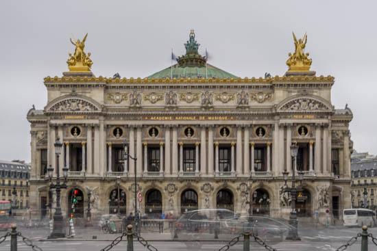 Opèra Garnier Parigi