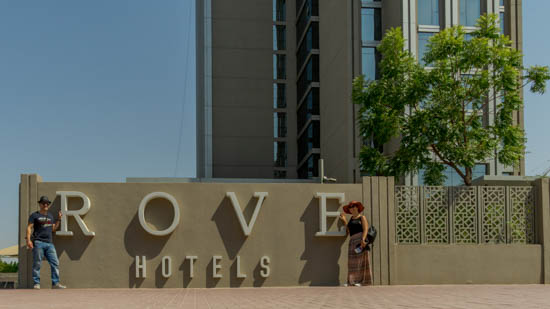 Hotel Rove Downtown Dubai