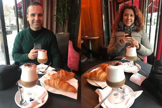 Colazione Parigina