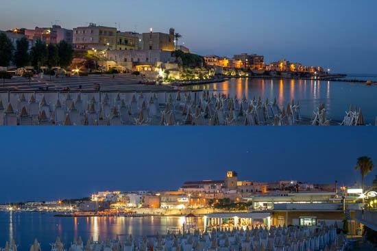 Otranto di sera Puglia