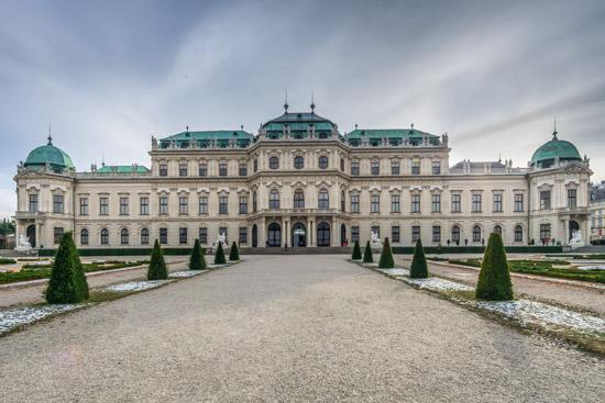 Giardino del Castello del Belvedere