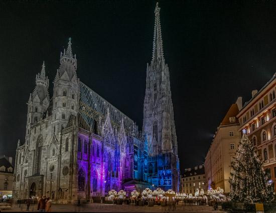 Cattedrale di Santo Stefano e Mercatino di Natale