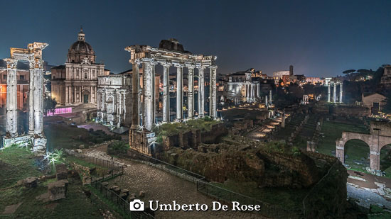 Rome: Photographic journey to the capital