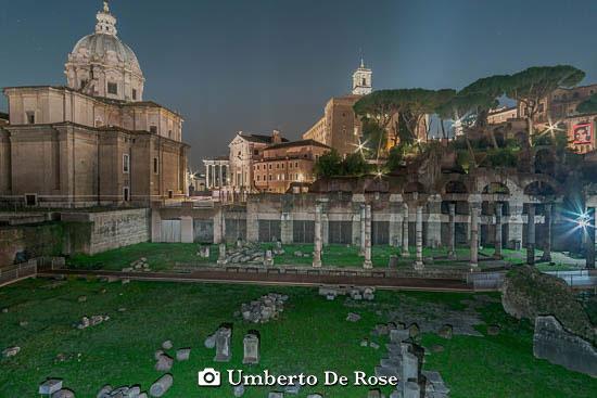 Forum of Caesar Rome
