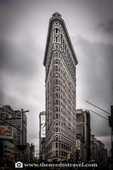 Flatiron Building - Fuller Building