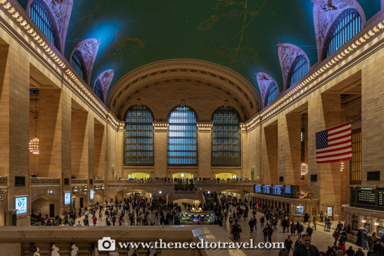 Gran Central Station New York