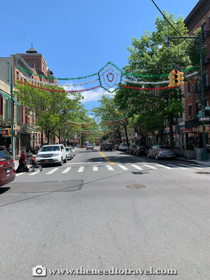 Little Italy Bronx