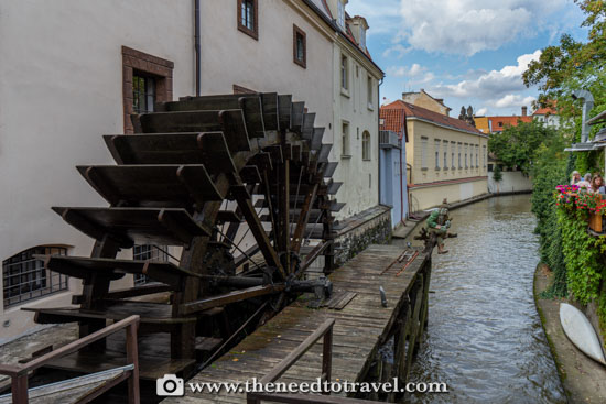 Mulino del Gran Priore Praga